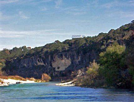 Comanche Cliff River Park