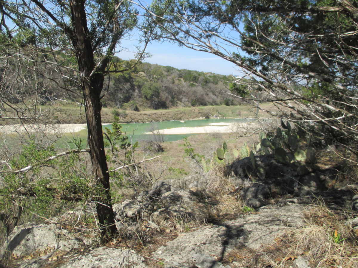 1.26 Acres at River Oaks Ranch - L0286. Listed for sale with Gail Stone Realty. 830-796-4640