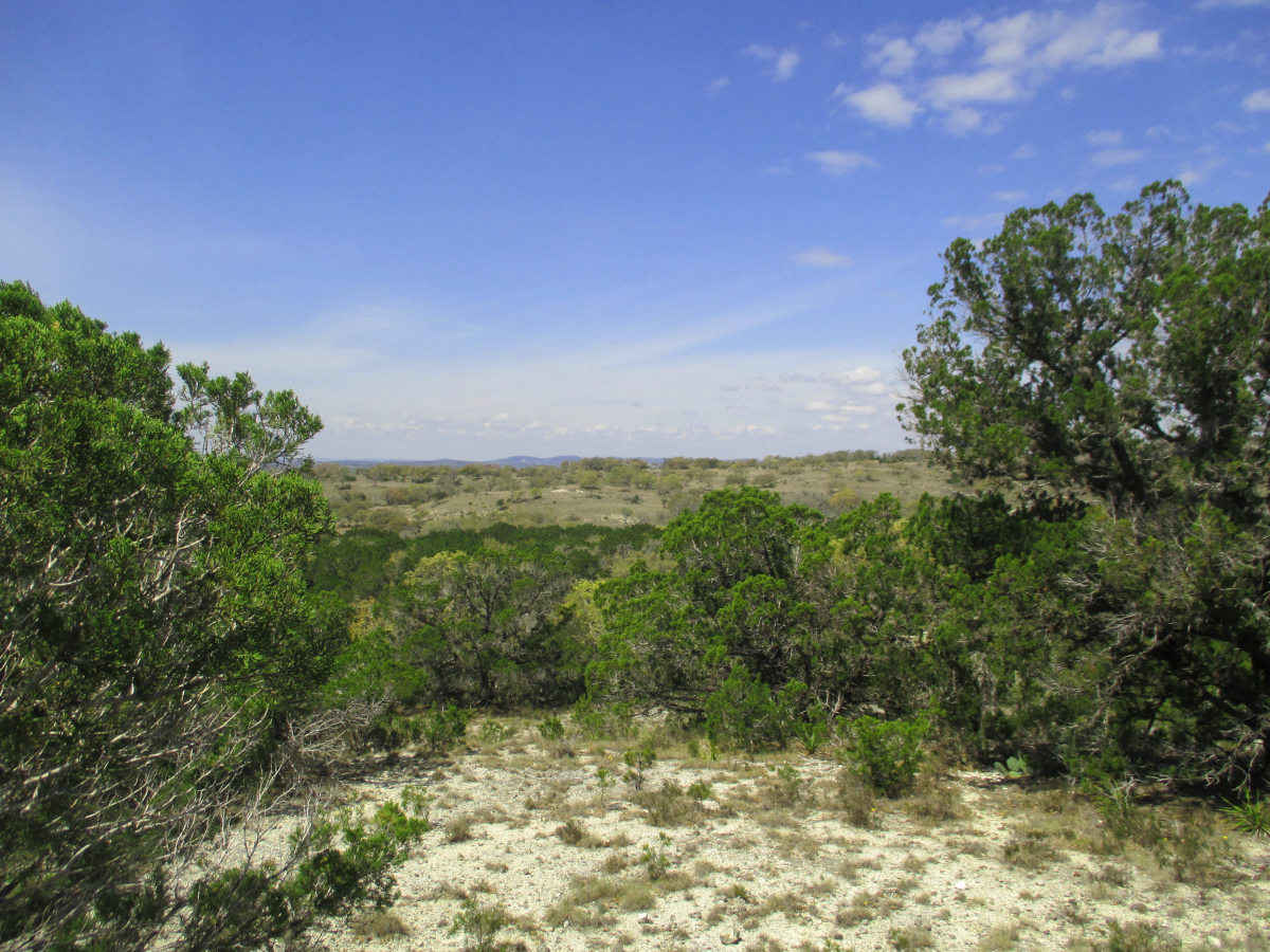 2.48 Acres at Polly Peak, Bandera Ranch Acres - L0288. Listed for sale with Gail Stone Realty. 830-796-4640