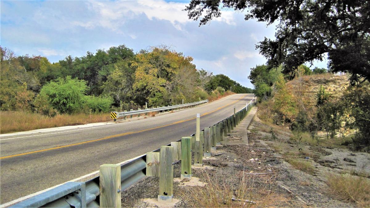 Texas Farm to Market Road