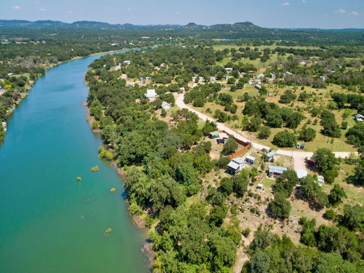 Medina River Compound W0041. Listed for sale with Gail Stone Realty in Bandera, Texas. 830-796-4640