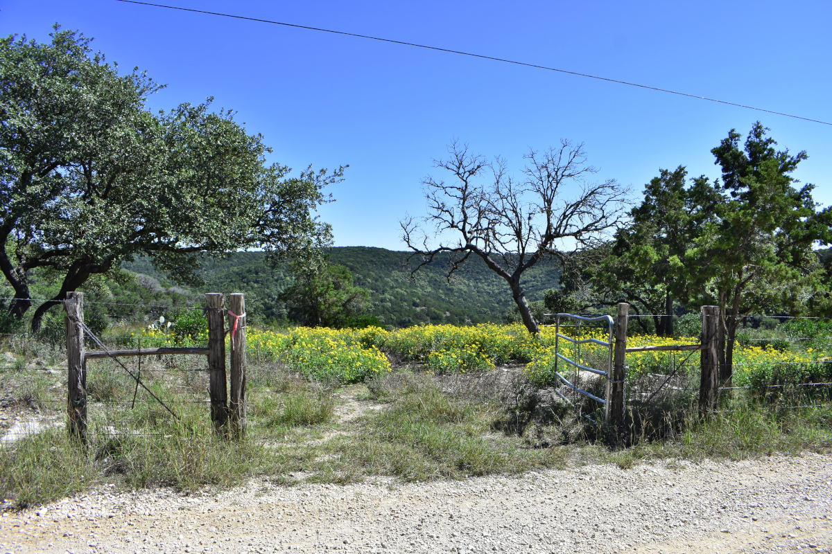 Cooper's Canyon in Medina. Listed for sale with Gail Stone Realty. 830.796.4640 / L0274