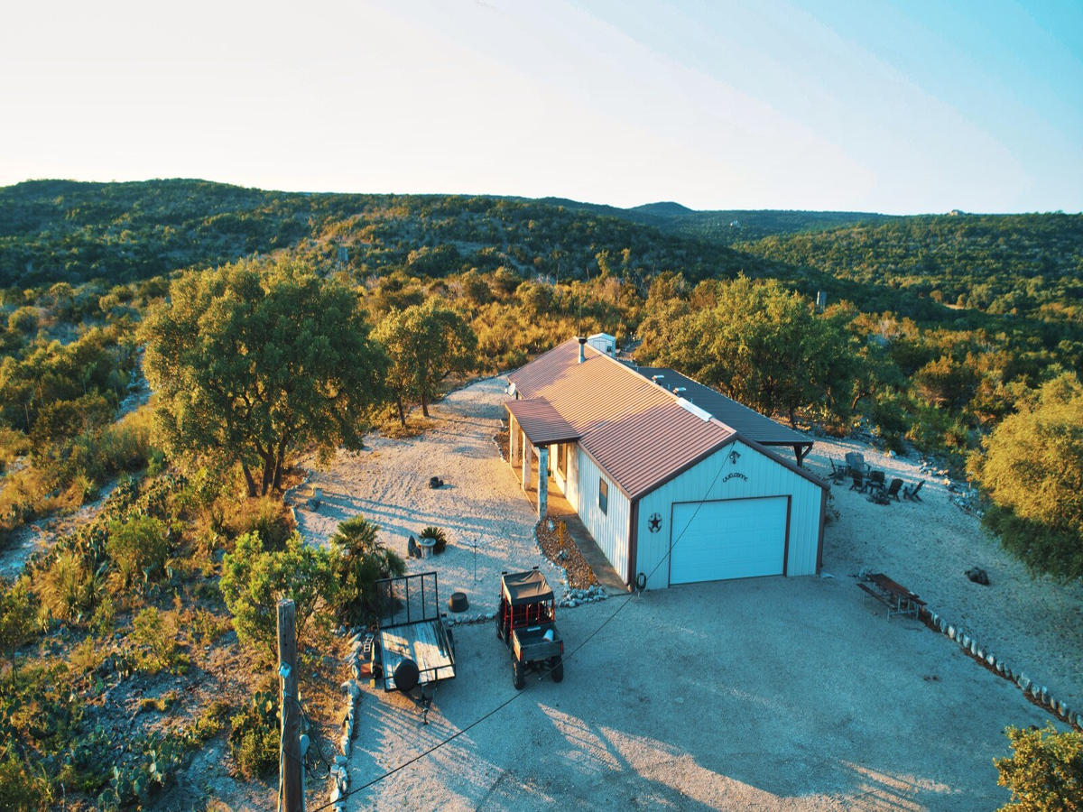 40 AC at 440 CR 2412  Call Gail Stone Realty for info 830-796-4640