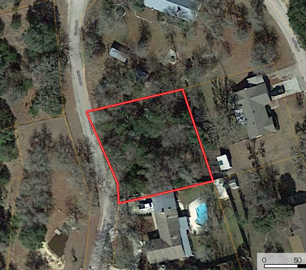 INDIAN WATERS LOT. Listed with Gail Stone Realty in Bandera, TX. 830-796-4640
