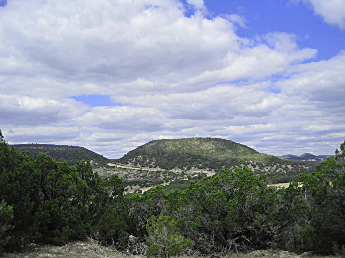 20.85 ACRES on Valley Vista at Seco Pass Ranch. - Listed for sale with Gail Stone Realty in Bandera, Texas. 830-796-4640
