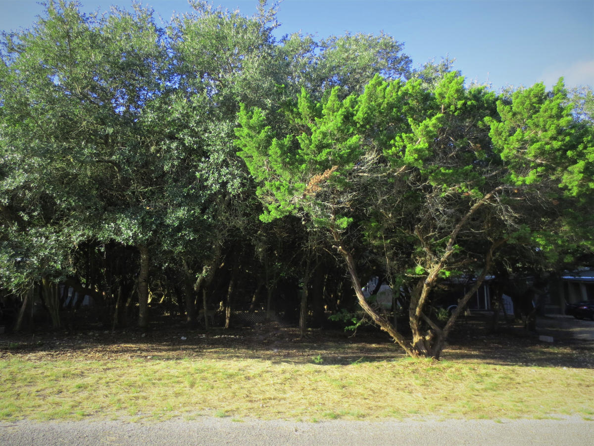 Pebble Beach Lot 7.  Listed by Gail Stone Realty 830-796-4640