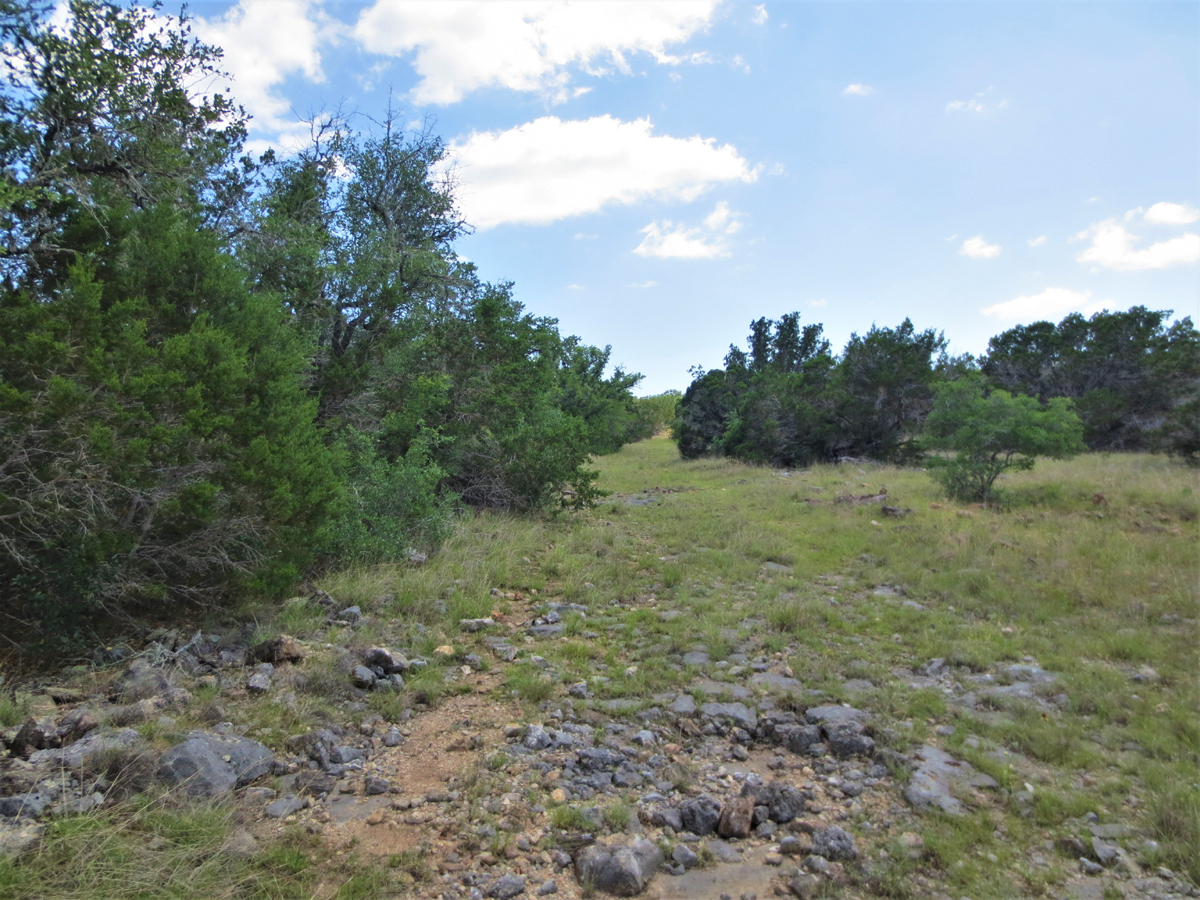 29 Acres at Mt Valley Ranch  L0279 Listed for sale with Gail Stone Realty, Bandera, Texas.
