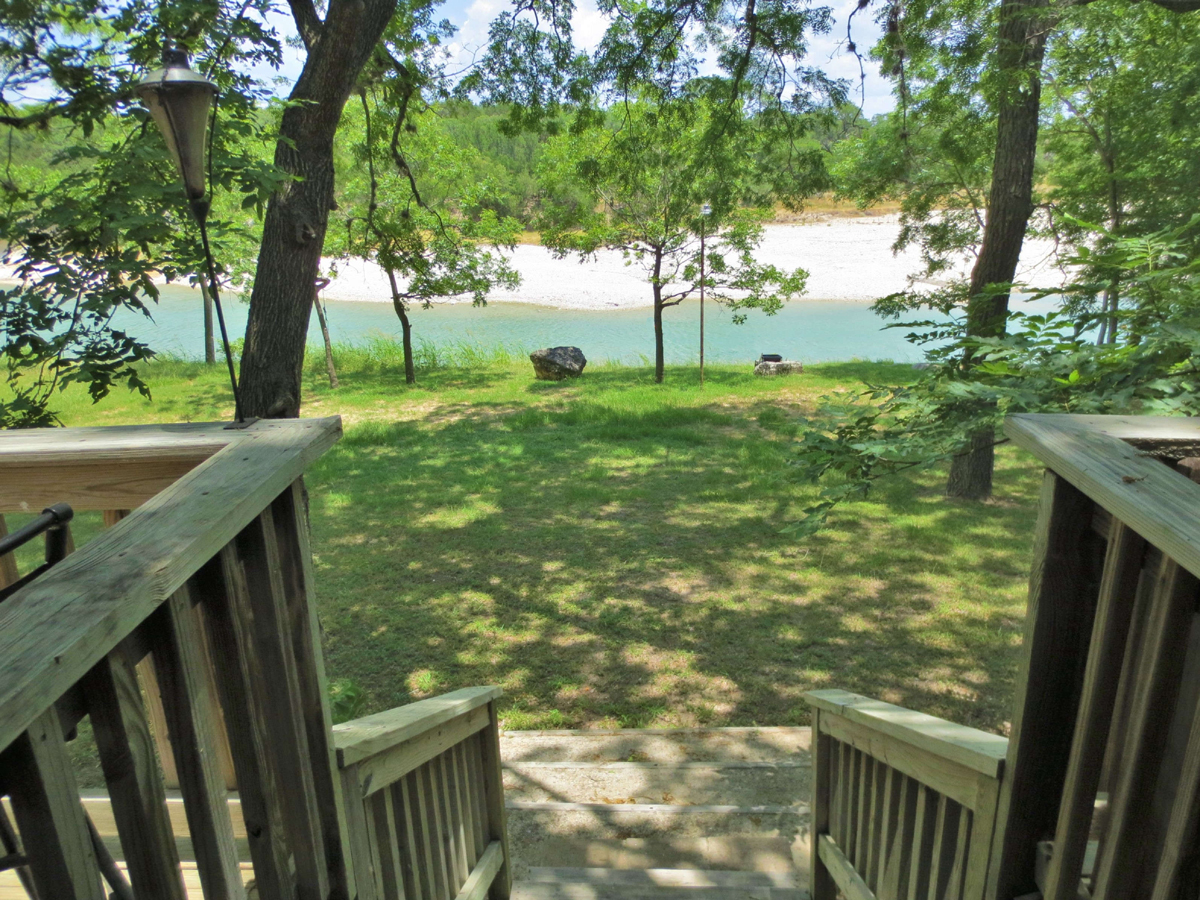 MEDINA RIVERFRONT CABIN / W0040  Listed for sale with Gail Stone Realty in Bandera, Texas. 830-796-4640