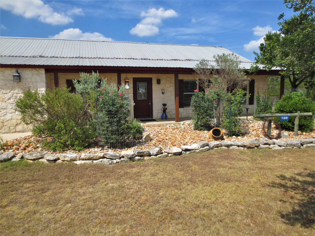 188 Wagon Trail: Located in Bandera River Ranch / H0231  Listed for sale with Gail Stone Realty  830.796.4640