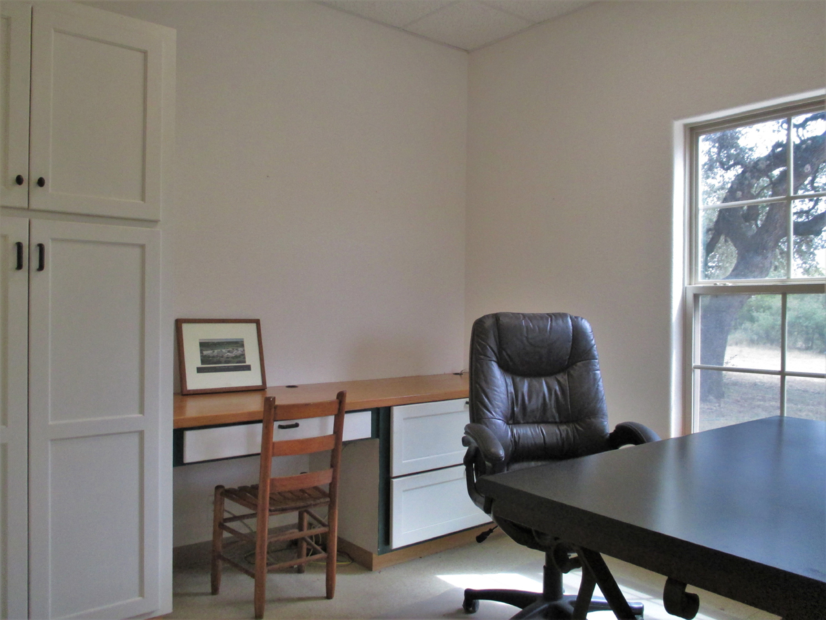 Inside Office #1 - view of office area