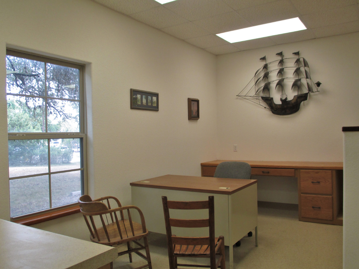 Inside Office #1 -View of office area