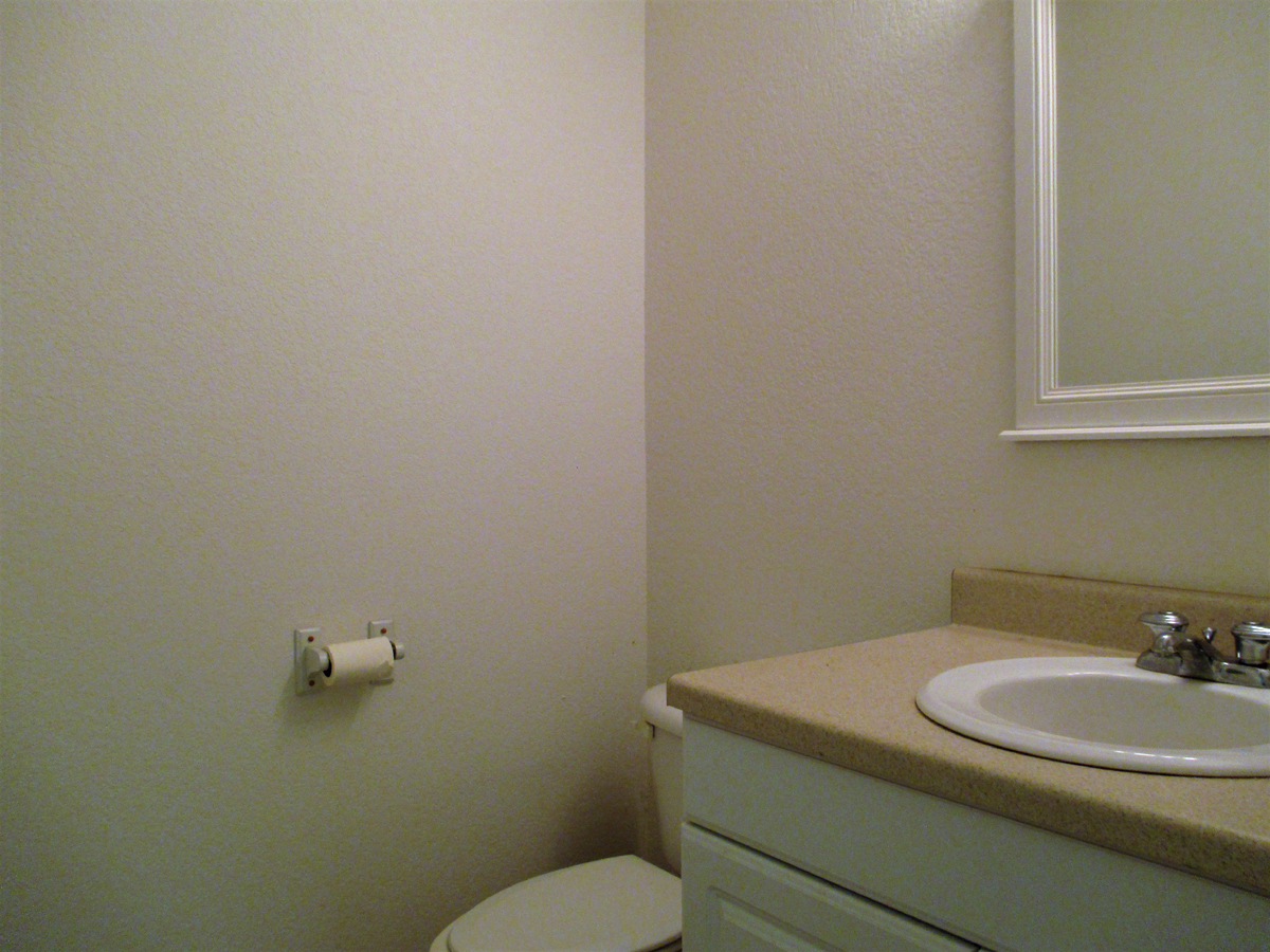 Pipe Creek Plaza - Office #1 Bathroom