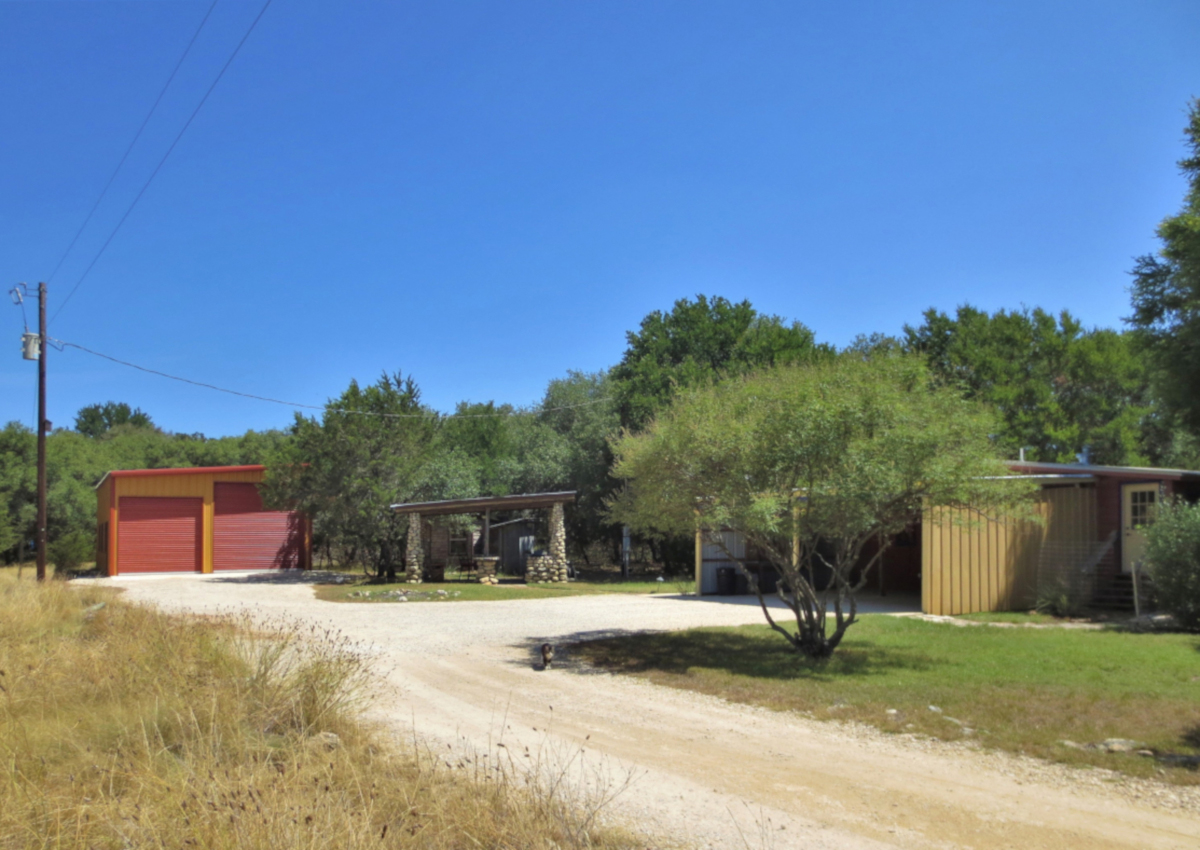 2252 Rohrbuch Road. Listed for sale with Gail Stone Realty. 830-796-4640 / H0237